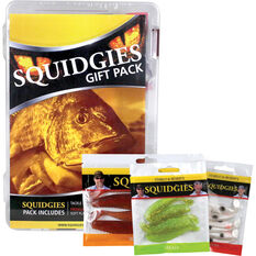 Squidgy Soft Plastic Gift Pack, , bcf_hi-res
