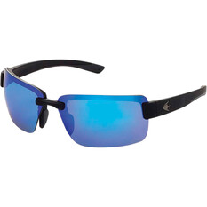 Stingray Mackerel Polarised Sunglasses Black, Black, bcf_hi-res