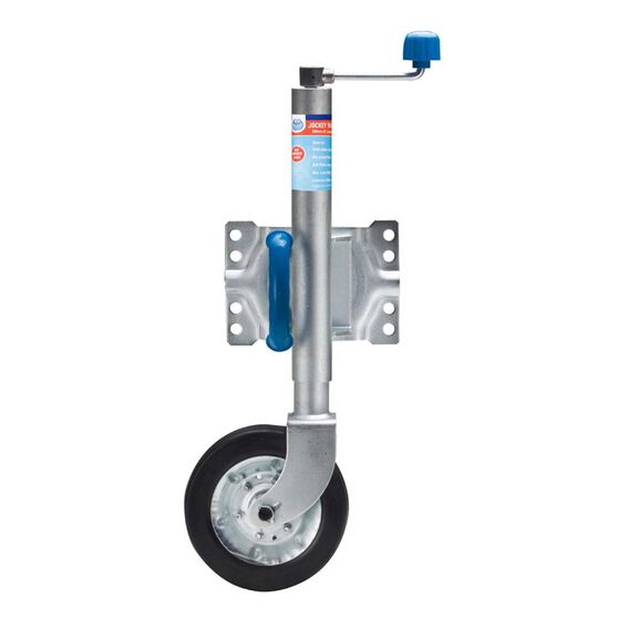 Jockey Wheel Swing 10 inch, , bcf_hi-res