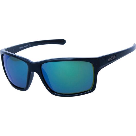 Spotters Grit Polarised Sunglasses Black, Black, bcf_hi-res