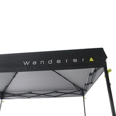 Wanderer Compact 3x3 Gazebo, , bcf_hi-res