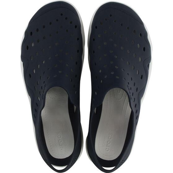 Crocs Men's Swiftwater Wave, Navy / White, bcf_hi-res