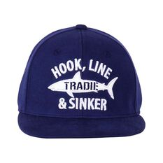 Tradie Men's Hook Line and Sinker Cap, , bcf_hi-res