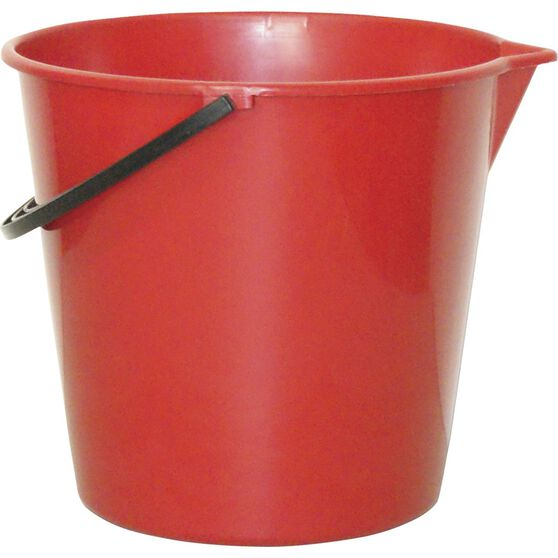 Interworld Plastics Spout Bucket 9.6L, , bcf_hi-res