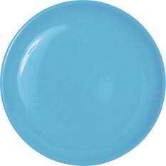 Campfire Melamine Side Plate, Blue, bcf_hi-res