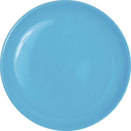 Campfire Melamine Side Plate Blue, Blue, bcf_hi-res