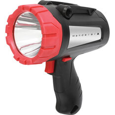 Wanderer Rechargable LED 220 Lumen Spotlight, , bcf_hi-res