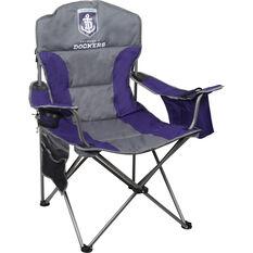 AFL Freemantle Cooler Arm Chair, , bcf_hi-res