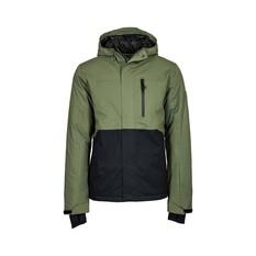 OUTRAK Men's Spun Snow Jacket Green / Black S, Green / Black, bcf_hi-res