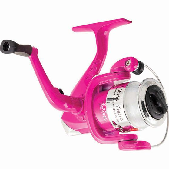 Pryml Little Fisho 2pc Spinning Combo 4ft6in Pink, Pink, bcf_hi-res