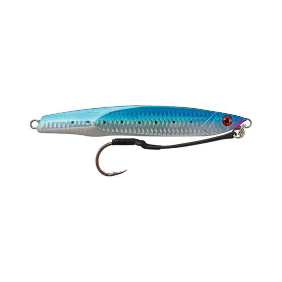 Black Magic Metal Jig Lure 200g, , bcf_hi-res