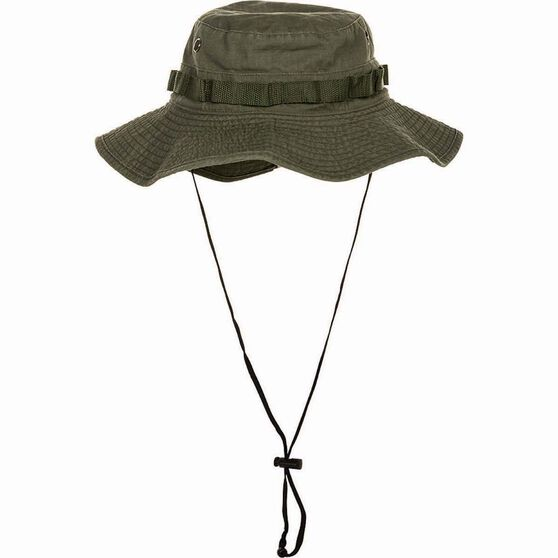 Outdoor Expedition Men's Army Hat, , bcf_hi-res