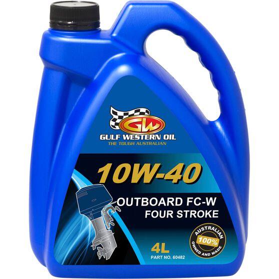 Gulf Western Outboard 4 Stroke Oil, , bcf_hi-res