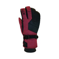 XTM Women's Les Triomphe Gloves, Burgundy, bcf_hi-res