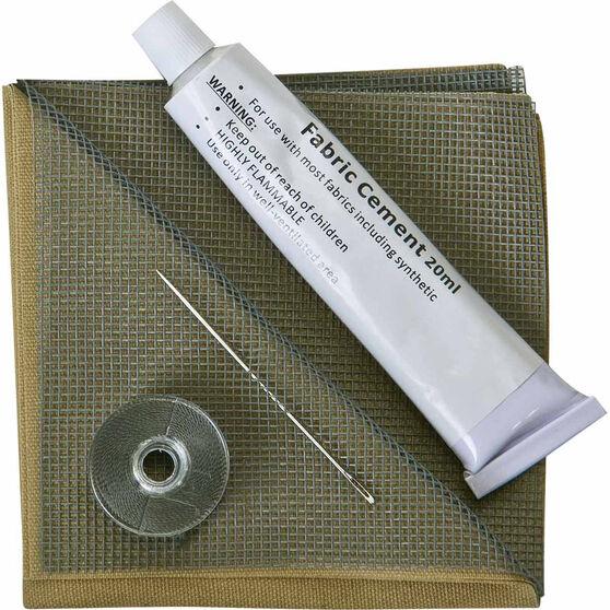 Cotton Tent Repair Kit, , bcf_hi-res
