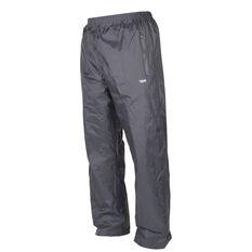 Unisex Rain Shell Pants Black S, Black, bcf_hi-res