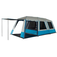 OZtrail Roamer Cabin Fast Frame Tent 10 Person, , bcf_hi-res