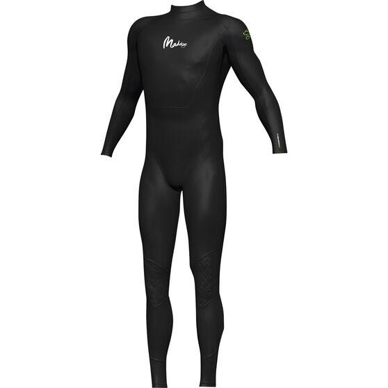Mirage Men's Superstretch Wetsuit, Black / Blue, bcf_hi-res