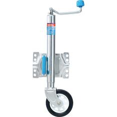 ARK Premium Swing 6in Single Jockey Wheel - Clamp, , bcf_hi-res