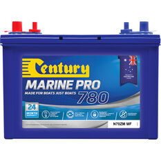 Century Marine Pro Battery - MP780 / N70ZM MF, 780CCA, , bcf_hi-res