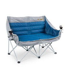 Oztrail Galaxy 2 Seater Chair, , bcf_hi-res
