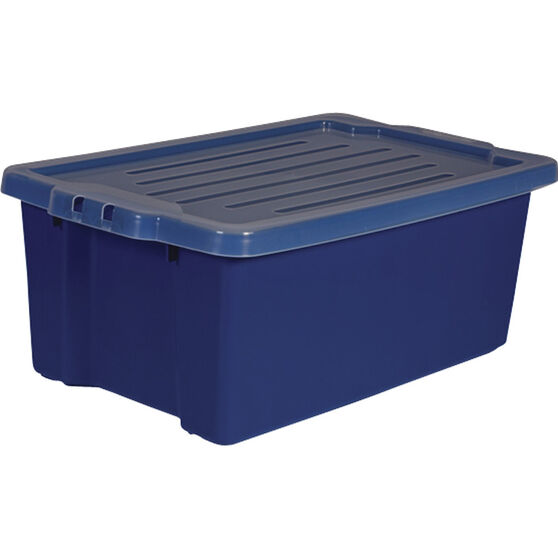 Storage Bin and Lid 54L, , bcf_hi-res