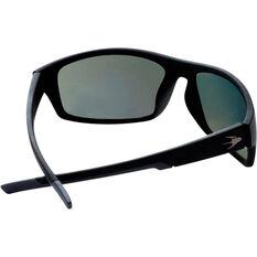 Stingray Flathead Polarised Sunglasses Black, Black, bcf_hi-res