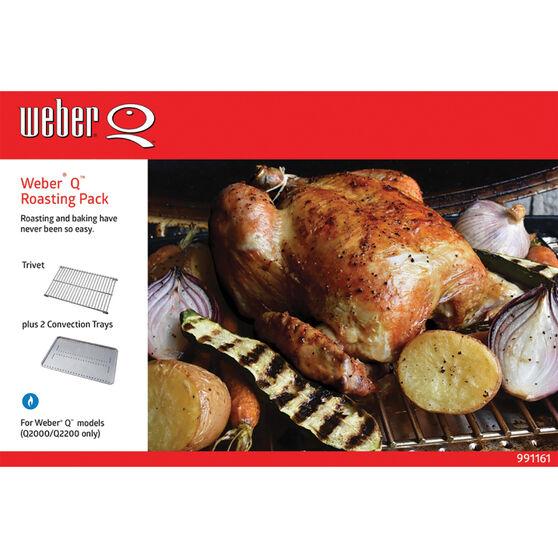 Weber Q Roasting Pack, , bcf_hi-res