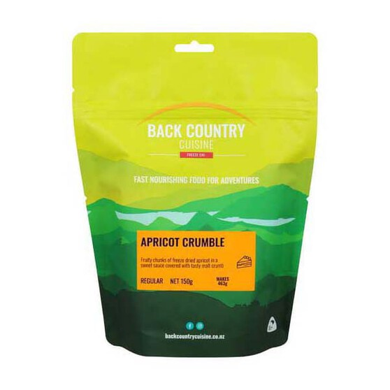 Back Country Cuisine Freeze Dried Apple Crumble, , bcf_hi-res