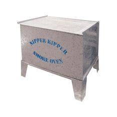 Nipper Kipper Galvanised Oven Smoker, , bcf_hi-res