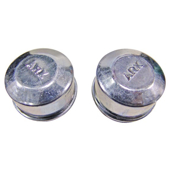 ARK Zinc Plated Bearing Dust Cover 2 Pack, , bcf_hi-res