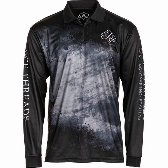 BCF THREADS Men's Classic Sublimated Polo, , bcf_hi-res