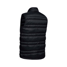 Under Armour Men's Armour Down Vest Black / Pitch Grey S, Black / Pitch Grey, bcf_hi-res
