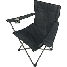 Basic Quad Fold Camp Chair, , bcf_hi-res
