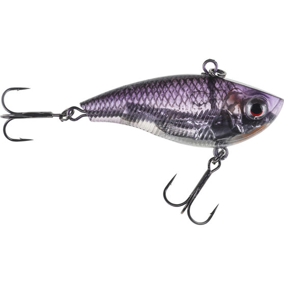Savage Soft Vibe Lure 6.5cm Purple, Purple, bcf_hi-res