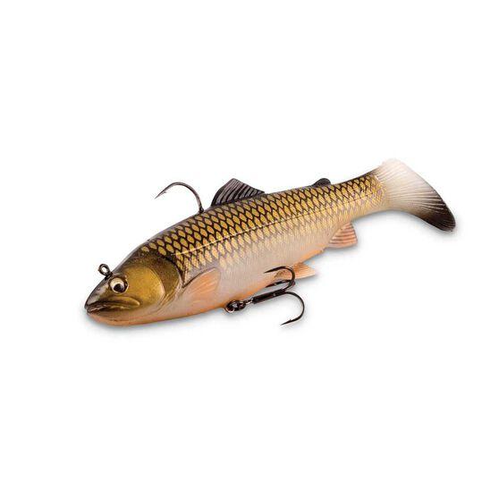 Savage 3D Trout Rattle Shad Swim Bait Lure - 12.5cm, , bcf_hi-res