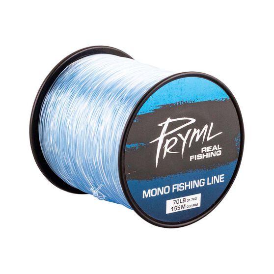 Pryml Mono Line 1/4lb 155m, Clear, bcf_hi-res