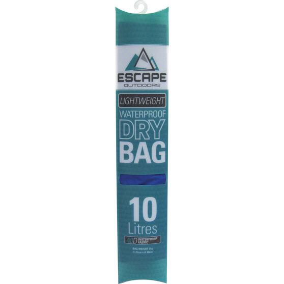 Escape Outdoors Lightweight Dry Bag 10L, , bcf_hi-res