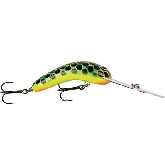 Kato Bush Bandit Deep Diving Hard Body Lure 85mm Venom 85mm, Venom, bcf_hi-res