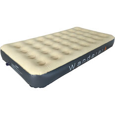 Wanderer Single High Premium Air Bed Twin, , bcf_hi-res