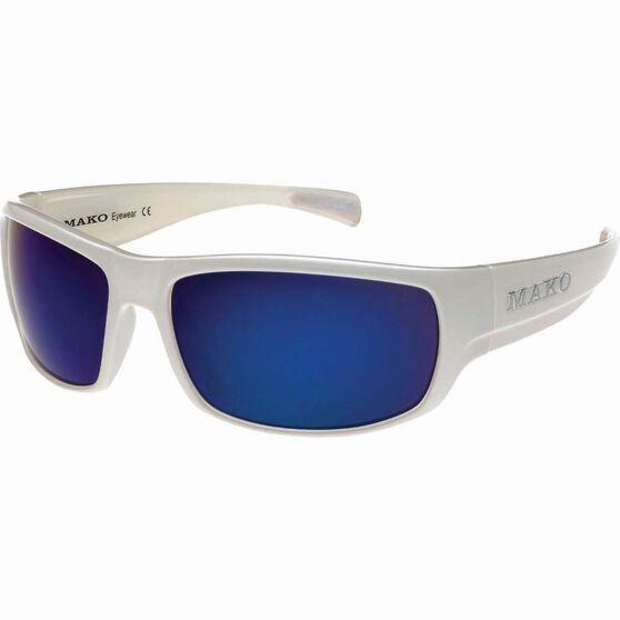 MAKO Escape Polarised Sunglasses White Crystal, White Crystal, bcf_hi-res