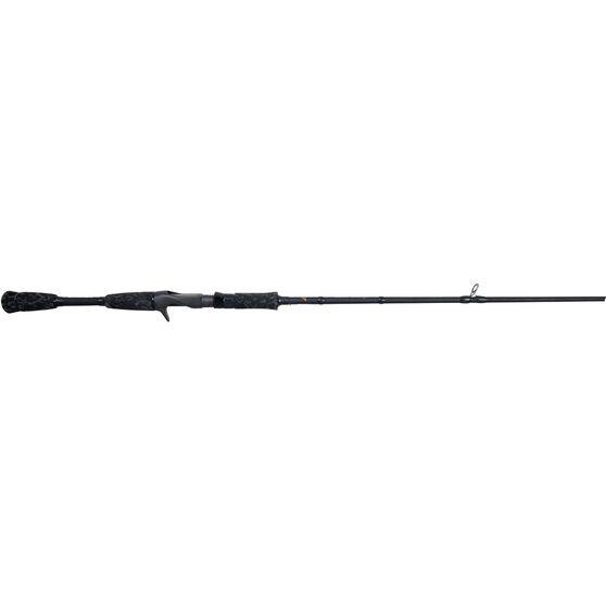 Savage Black Savage Baitcaster Rod 7ft 3in 15-30lb, , bcf_hi-res