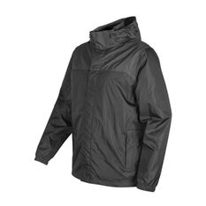 Explore 360 Men's Storm Shell II Jacket Black XS, Black, bcf_hi-res