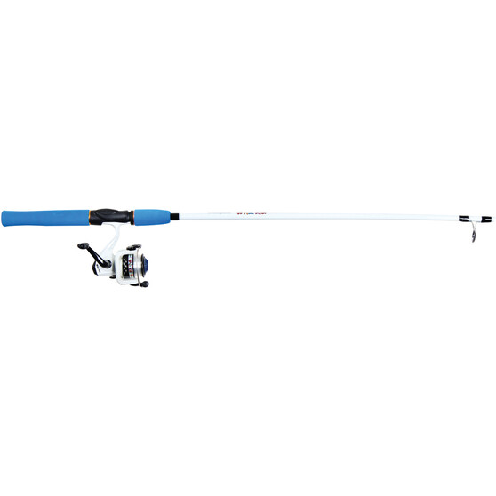 Shakespeare Whiz Kid Junior Combo Blue 6ft 2in, Blue, bcf_hi-res