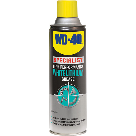 WD-40 Specialist White Lithium Grease - 300G, , bcf_hi-res