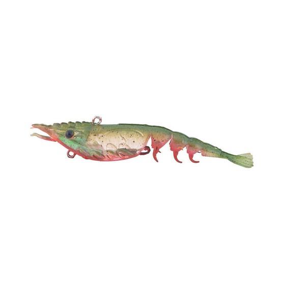 Berkley Shimma Shrimp Soft Vibe Lure 120mm Nuclear Shrimp, Nuclear Shrimp, bcf_hi-res