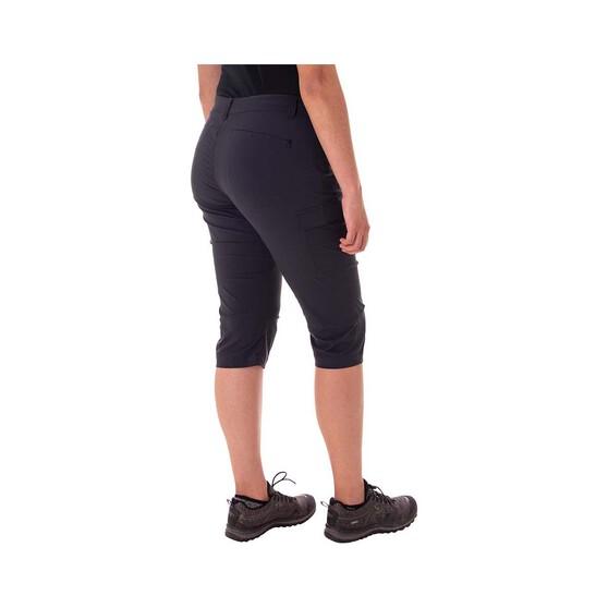 Macpac Women's 3/4 Drift Pants, Black, bcf_hi-res