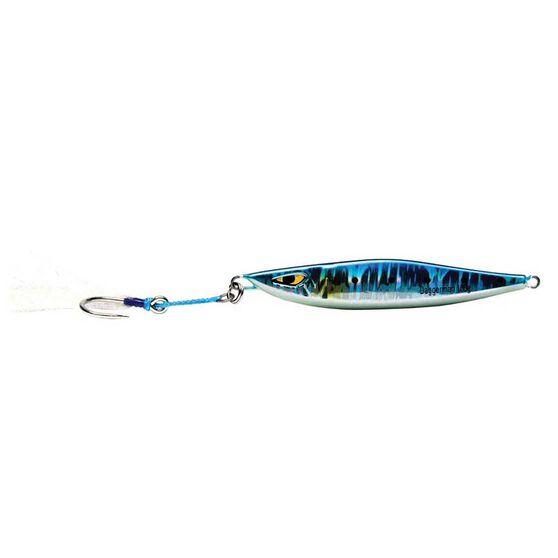 Mustad Daggerman Jig Lure 150g Blue Sardine, Blue Sardine, bcf_hi-res