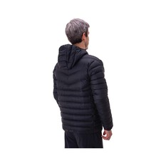 Macpac Men's Mercury Jacket, Black / High Rise, bcf_hi-res