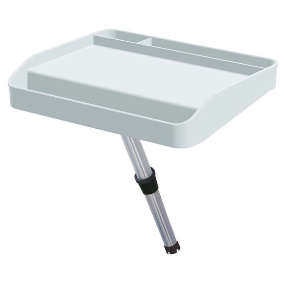 Oceansouth Small Bait Board with Rod Holder Mount, , bcf_hi-res